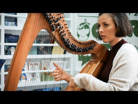 Arrane Ghelby: A traditional Manx harp tune played by Mera Royle