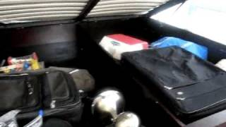Hydraulic Storage King Bed : Downtown Vancouver Luxury Furnished Condo Monthly Rental- Elan Building