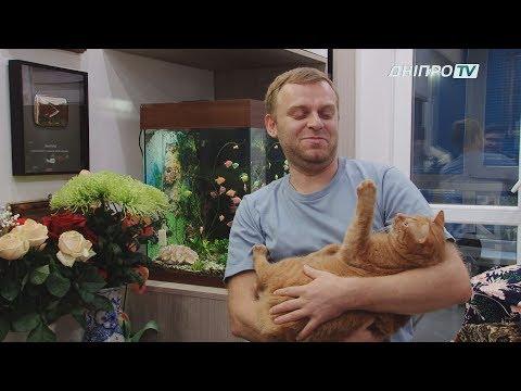 Холостяк Самвел Адамян – скільки котів живе в його квартирі