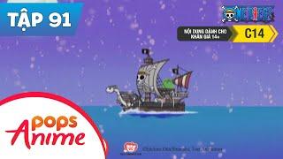 One Piece Tập 91 - Chào Tạm Biệt Đảo Drum Tàu Hải Tặc Luffy Ra Khơi! - Hoạt Hình Tiếng Việt