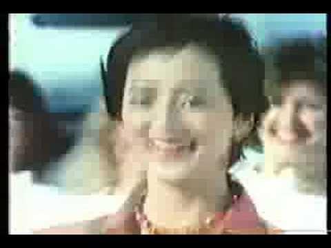 松原千明 カネボウ CM スチル画像。CM動画を再生できます。