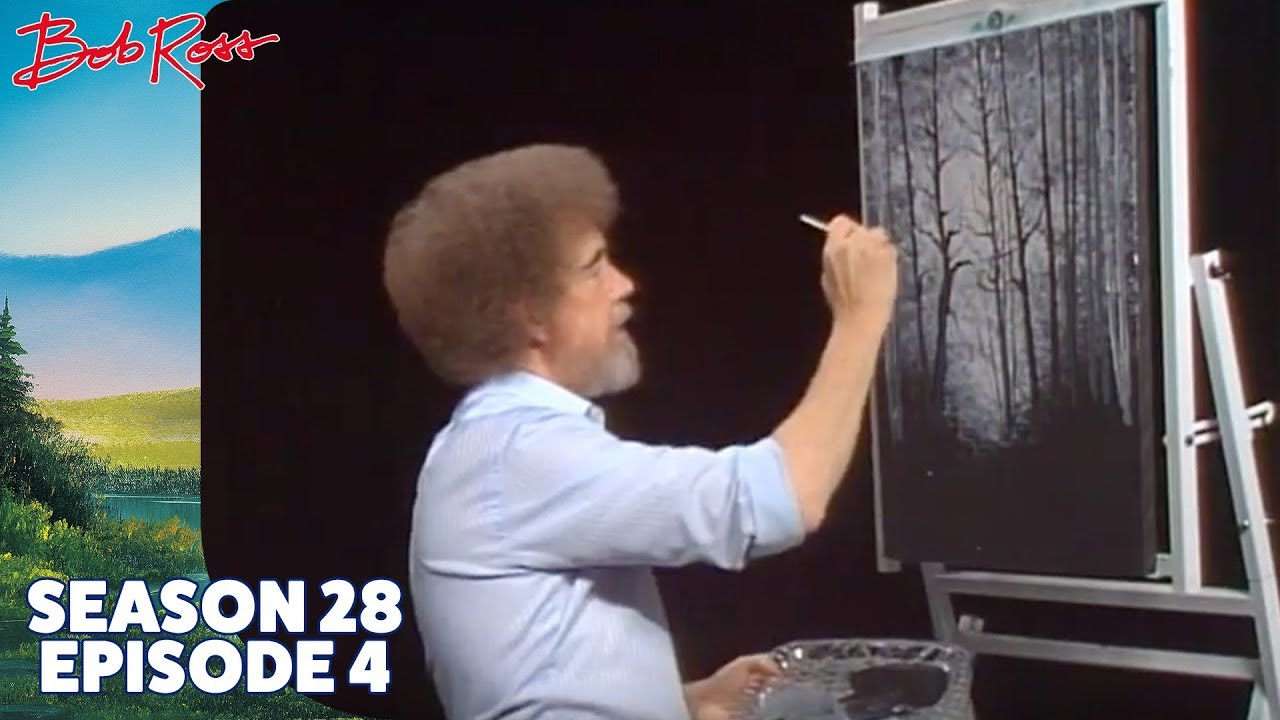 Bob Ross – Golden Rays of Sunshine (Season 28 Episode 4)
