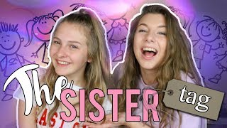 MEET MY SISTER - The sibling tag || Georgia Productions