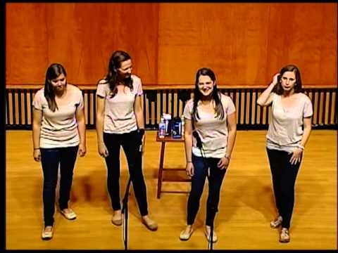 Music Forum - GQ (Girls Quartet)
