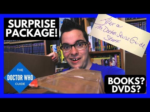 Unboxing A Surprise Package From a Subscriber! - Thank You John!