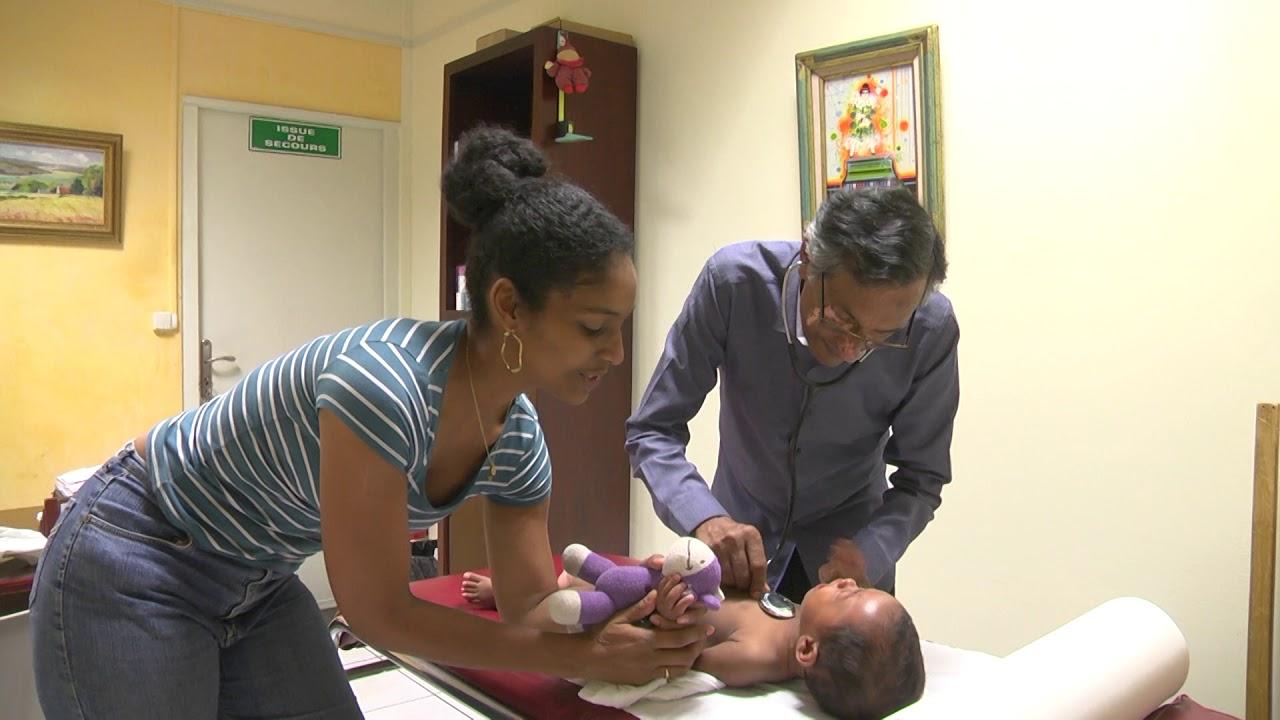 L'épidémie de bronchiolite démarre fort en Guadeloupe
