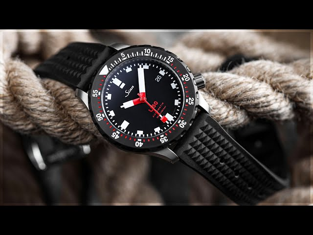 The Sinn U50 SDR Diver | WatchGecko Review