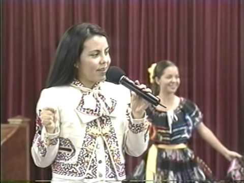 Karen Rodriguez en Jesucristo es mi refugio