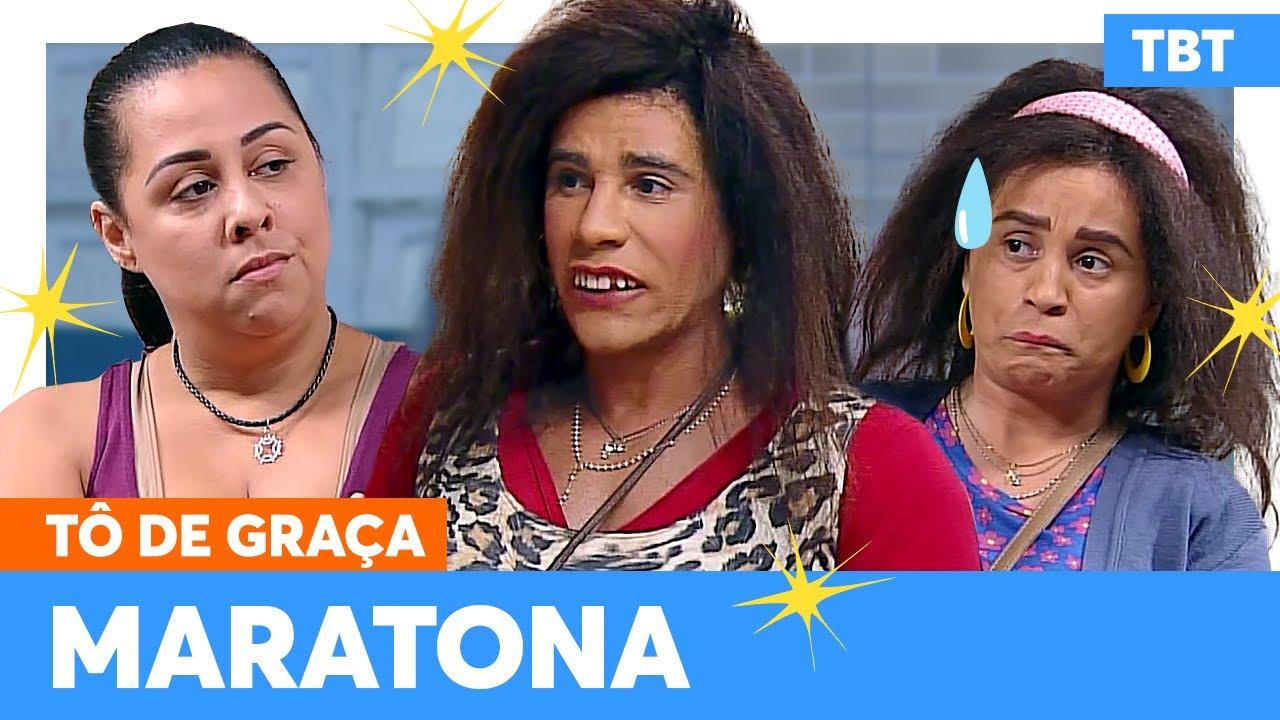 MARATONE a PRIMEIRA SEMANA do #TBT TÔ DE GRAÇA! | Tô De Graça | Humor Multishow