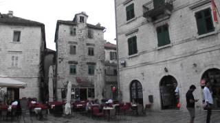 Music Old Kotor. Montenegro. Clip 2