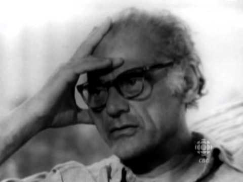 Playwright Arthur Miller on communism, 1971: CBC Archives | CBC