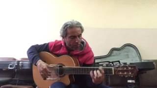 Scorpions-Send Me An Angel-guitar cover-Garri Pat