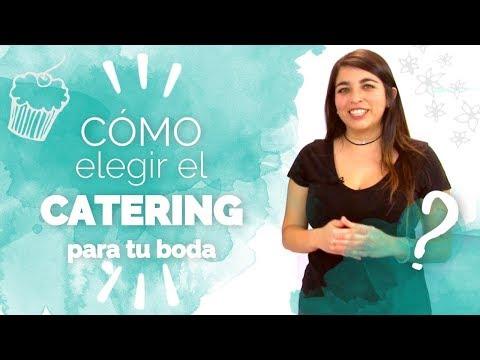 Cómo elegir el catering para tu boda si te casas en Colombia