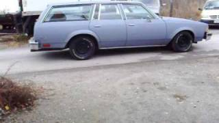 83 buick regal big block wagon