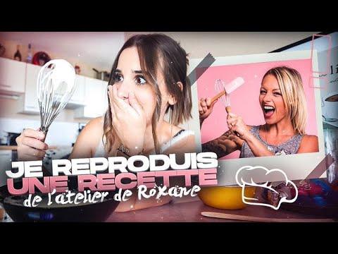 Download JE REPRODUIS UNE RECETTE  DE L'ATELIER DE ROXANE...