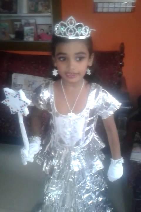 3dcee93d265 school fancy dress cinderella - YouTube