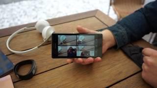 Обзор смартфона Sony Xperia Z3(Даже не первый взгляд, а вполне нормальный и подробный обзор смартфона Sony Xperia Z3 - читайте текстовую версию..., 2014-09-03T16:24:37.000Z)