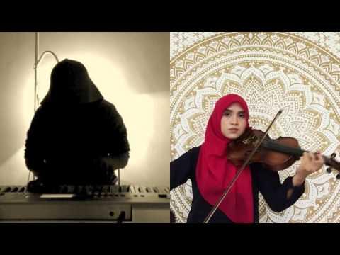 Sejati ( Faizal Tahir ) - cover violin by Endang Hyder, piano by Gathemusico