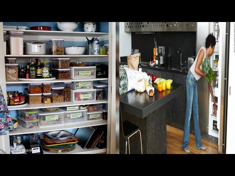 Organize Your Kitchen For Weight Loss Success