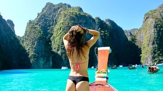 PHI PHI ISLAND ESSENTIALS - MAYA BAY, VIEWS AND BUCKETS