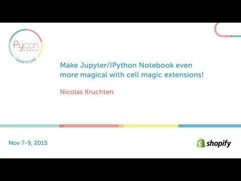Make Jupyter/IPython Notebook Even More Magical With Cell Magic Extensions!