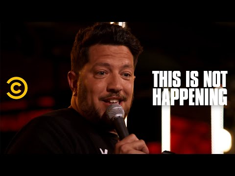 Sal Vulcano - Possible Terrorism - This Is Not Happening - Uncensored