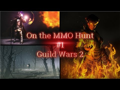 On The MMO Hunt #1 - ?Guild Wars 2 Level 80 Warrior (Path of Fire?) ⛓️Camelot Unchained on the 4th thumbnail