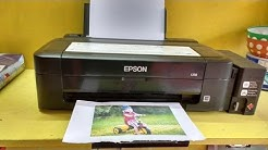 How to Fix Not Printing Correct Colour/Poor Quality Issue in Espon Color Printer