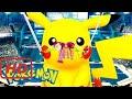 Pokemon Battle Injury - new fun Pikachu Doctor Pokemon 2016 video Games Online for Kids
