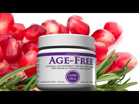 New Powerful Age Free Formula- protect the life in your body