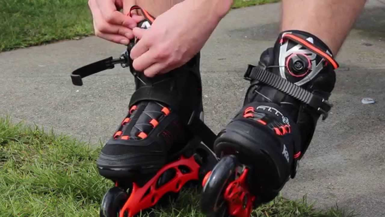 K2 Herren F.i.t 84 Speed Boa Inline-Skate