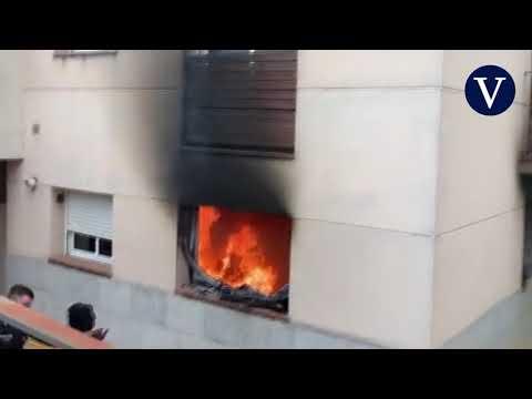 Dos muertos y cuatro heridos en un incendio