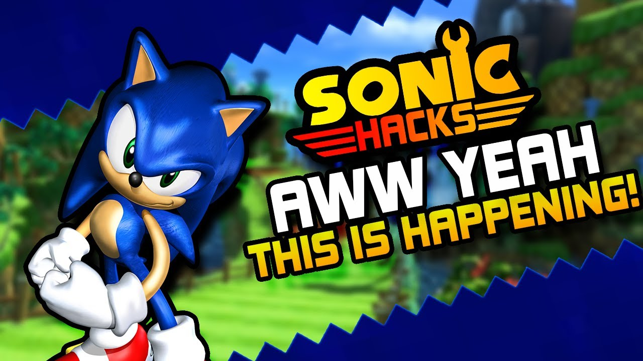 Sonic Generations MODS #5 Sonic Adventure Character Mod