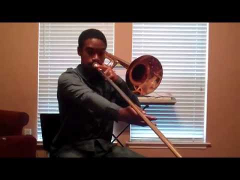 LOZ Song of Storms - Trombone/Flute (Key of Ab)