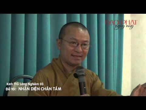 Kinh Thủ Lăng Nghiêm 3 (2013): Nhận diện chân tâm
