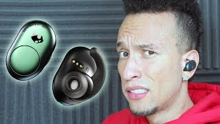 Get a pair at http://iyfr.me/skullcandypush SoundPEATS TrueFree Ear...