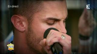 Baptiste Giabiconi - Live One Night in Paradise + interview - France 3 - 03-07-2012