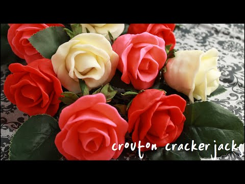 Chocolate Covered Strawberry Roses For Valentine S Day Youtube