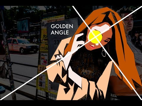 Golden Angle Composition in Street Photography