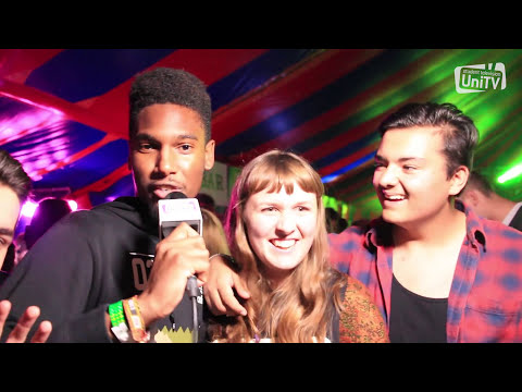 Freshers' Week 2016: SU Welcome Party [University of Sussex]
