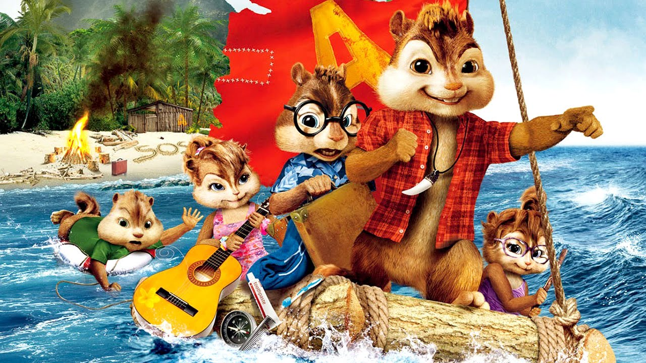 Alvin et les chipmunks 3 bande annonce youtube - Coloriage alvin et les chipmunks 4 ...
