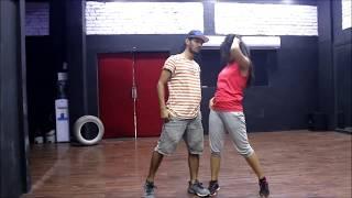 Tu Cheez Badi hai mast zumba dance choreography I machine I Vicky & Aakanksha