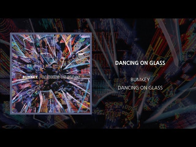 범키(BUMKEY) 'DANCING ON GLASS (English Ver.)' LYRICS VIDEO