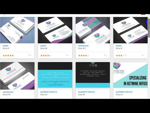 Business Card Design and submit Tips Live for Freelancers 2017