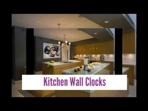 Best Kitchen Wall Clocks