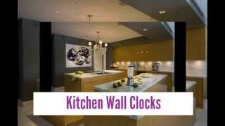 Best Kitchen Wall Clocks