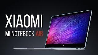 XIAOMI MI NOTEBOOK AIR Live Review
