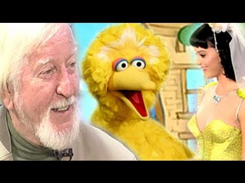 BIG BIRD Talks KATY PERRY's Revealing Outfit