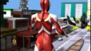 Ultraman Alpha part 2