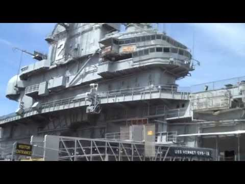 """USS Hornet (CV-12) """"Answering The Call"""" tour and paranormal investigation"""
